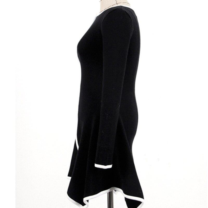 Мода Молнии Тонкий Длинная Юбка Пальто Для Женщин С Длинными Рукавами Трикотажные Кардиганы Пальто Верхней Одежды Casaco Feminino