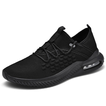 Plus Size Athletic Wear | Plus Size 46 High Quality Air Cushion Tennis Shoes Men 2019 Male Outdoor Sport Shoes Stable Sneakers Athletic Fitness Trainers