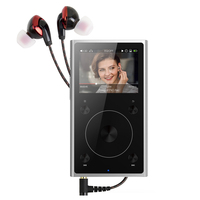 Portable Hi Res Music Player FiiO X1II With Earphone F3 MP3 Player X1II With Earphone F3