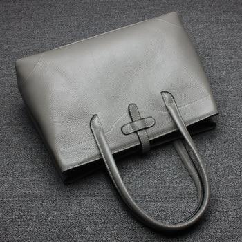 luxury brand bag 100% Genuine leather Women handbags 2017 New Female Korean stereotypes models handbags shoulder bag Messenger 1