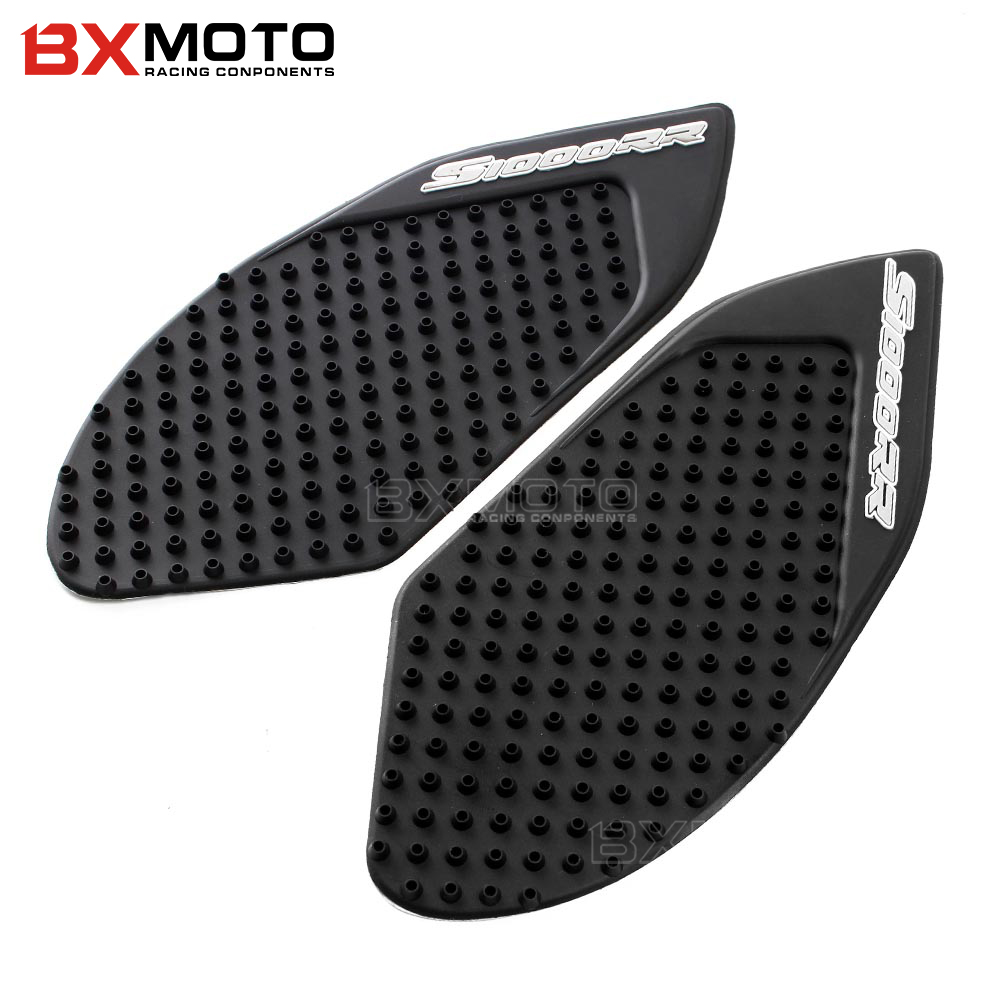 For BMW S1000RR S 1000 RR S 1000RR 2009-2016 Motorcycle Anti slip Tank Pad 3M Side Gas Knee Grip Traction Pads Protector Sticker scoyco motorcycle riding knee protector extreme sports knee pads bycle cycling bike racing tactal skate protective ear