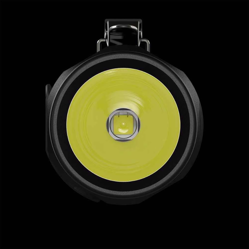 Перезаряжаемый фонарик NITECORE MH12 Макс. 1000lm дальность луча 232 м уличный фонарик + 18650 3200mAh аккумулятор + USB кабель для зарядки