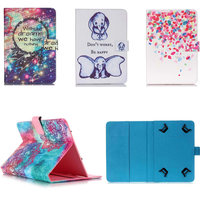 PU Leather Stand Cover 10 Universal Case Skin For Samsung Galaxy Tab A A6 10 1