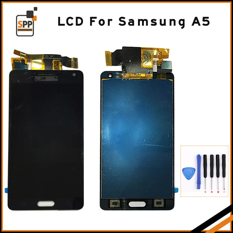 Brand New LCD screen for Samsung Galaxy A5 2015 A500F A500M A5000 LCD display touch panel