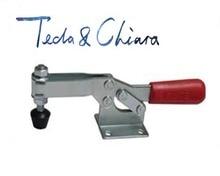 5 個ハンドツールクイックホールディングラッチ式トグルクランプ 201C 送料無料高品質
