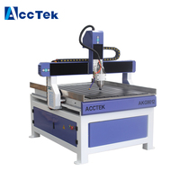 New style cnc mini milling machine cnc router machine for wood aluminum stone