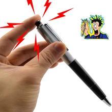 Funny Electric Shocker Pen Teaser Shock Electroshock Utility Gadget Gag Joke Prank Trick Novelty Gift