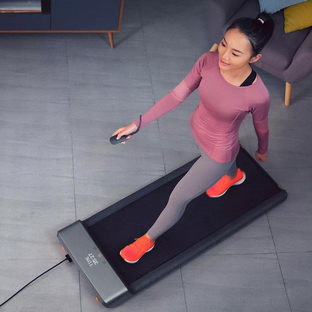 Image 4 - Original Xiaomi Mijia Smart WalkingPad Folding Non slip Automatic Speed Control LED Display Fitness Weight Loss Treadmill-in Smart Remote Control from Consumer Electronics