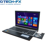 I7 игровой ноутбук 15,6 8 ГБ Оперативная память SSD 120 ГБ 240 ГБ 360 ГБ DVD быстро Процессор металла FHD Бизнес студент AZERTY клавиатура с испанским и русс