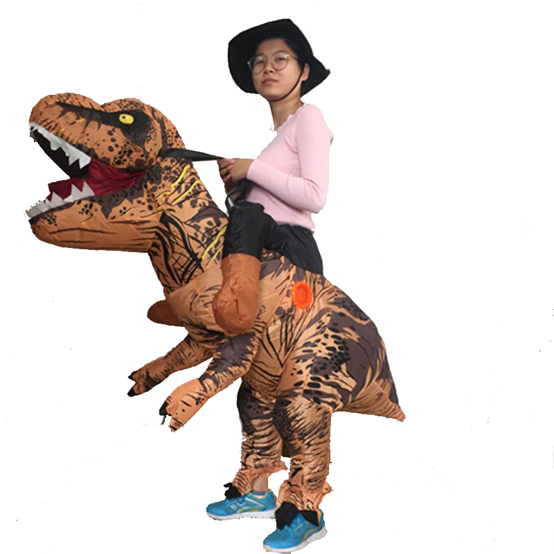 Purim Inflatable t rex Costume Kids Jurassic World child riding t rex costume Halloween and Cosplay Party T Rex Suit For Kids-in Boys Costumes from Novelty ...  sc 1 st  AliExpress.com & Purim Inflatable t rex Costume Kids Jurassic World child riding t ...