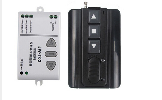 2016 AC220V Motor Controller Motor Wireless Remote Control Switch System UP/Down/Stop Tubular Motor Controller Forward Reverse mochu 23032 23032ca 23032ca w33 160x240x60 3003132 3053132hk spherical roller bearings self aligning cylindrical bore
