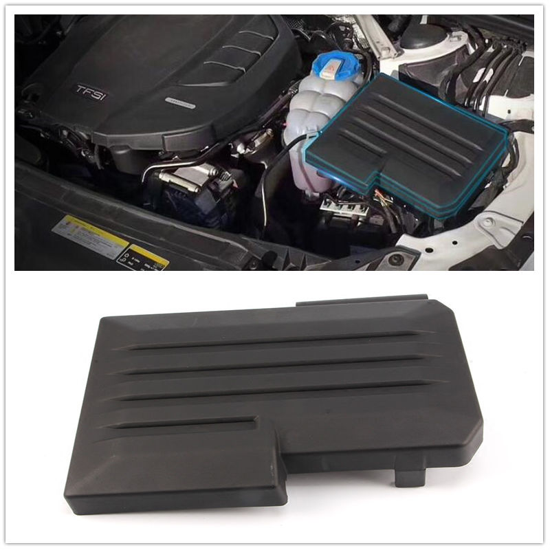 цена на For Audi 2017-2018 A4L A5 B9 engine protection cover computer