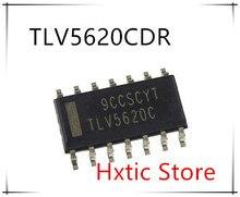 NEW 10PCS/LOT TLV5620CDR TLV5620C TLV5620 SOP-14 IC IC