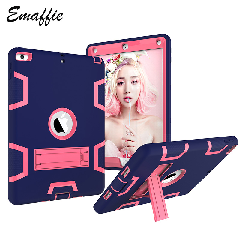 For Funda Ipad 2018 Case For Ipad 2017 9.7 Case Robot Tablet Case Cover Stand Capa For Ipad 6th Generation 5th Gen To Have A Unique National Style