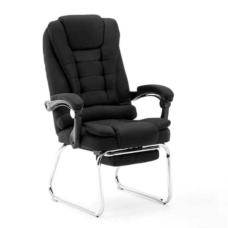 Outstanding Fabric Simple Lazy Home Computer Chair Office Four Legged Chair Massage Reclining Footrest Boss Chair Reclining Bow Chair Bralicious Painted Fabric Chair Ideas Braliciousco