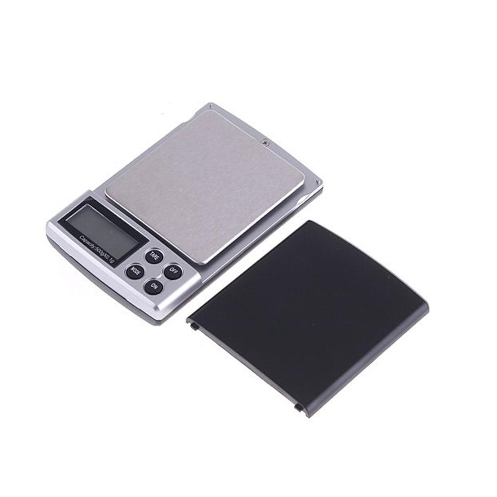 Г 0,1 г/цифровые весы г портативный электронный ЖК-дисплей 500 Карманные ювелирные весы Вес весы