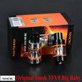 100% original smok tfv8 tfv8 bebê grande atomizador 5 ml de enchimento superior bebê grande besta tanque fit smok g-priv 200 w e caixa alienígena Mod