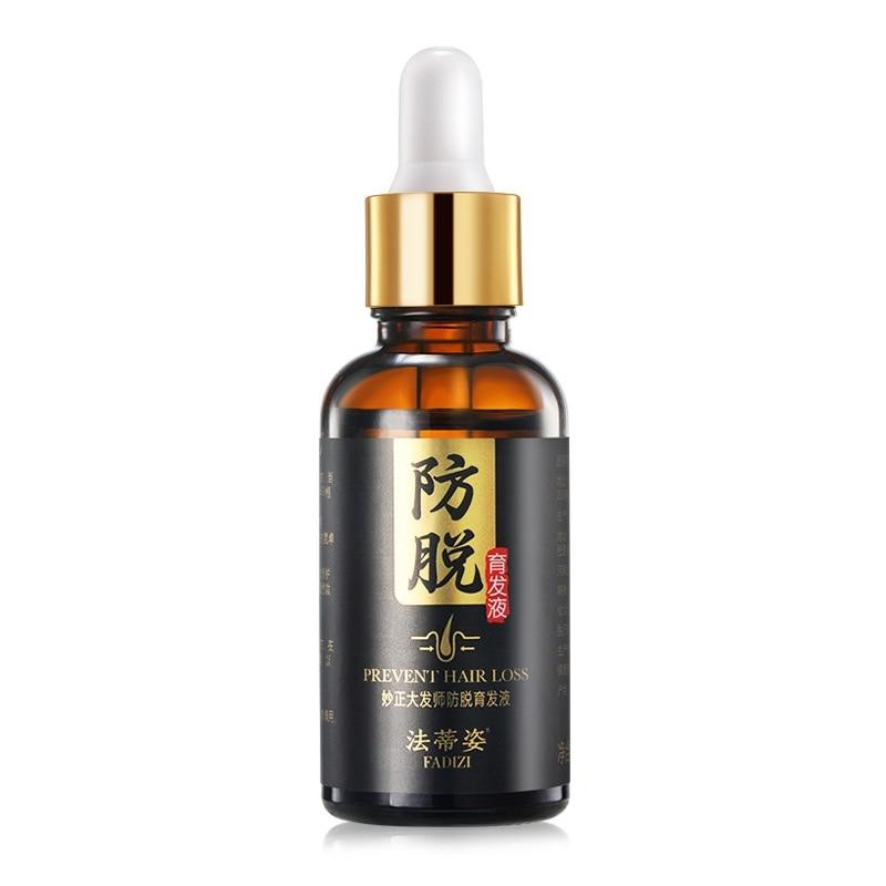 New Polygonum Multiflorum Hair Growth Liquid Oil-control Nourish Follicles Regrowth Serum