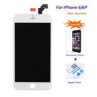 AAA Quality LCD Touch Screen Assembly For IPhone 6 6P LCD Factory Price Sale LCD Digitizer