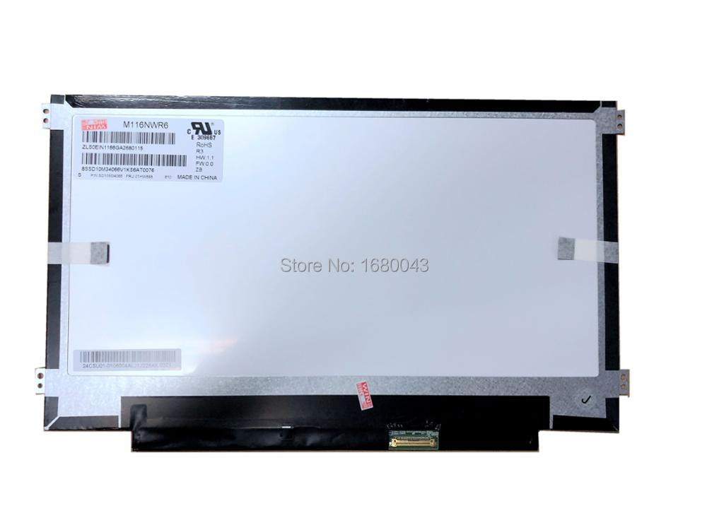 M116NWR6 R3 R0 fit B116XTN02.1 N116BGE-EA1 N116BGE-EB2 N116BGE-EA2 M116NWR1 R7 LED LCD Screen Panel 30PIN eDPM116NWR6 R3 R0 fit B116XTN02.1 N116BGE-EA1 N116BGE-EB2 N116BGE-EA2 M116NWR1 R7 LED LCD Screen Panel 30PIN eDP