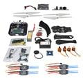 F14893-P Conjunto Completo BRICOLAJE RC Drone Quadrocopter Marco Kit APM 2.8 Cardán X4M380L TX