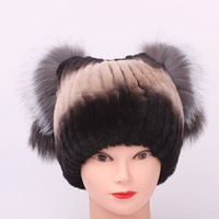 Rex Rabbit S Hair Fur Hats For Women Manual Sew High Archives Autumn And Winter Keep