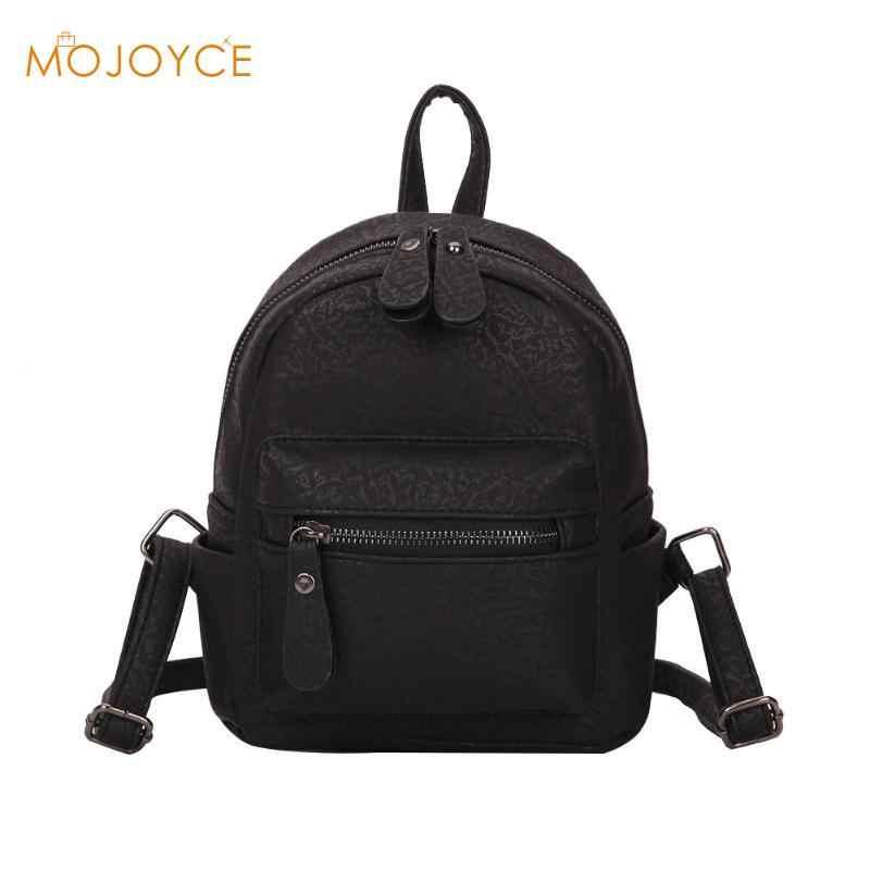 b8c3c9d4c9ae Мода для девочек элегантный дизайн мини-рюкзак подростков из искусственной  кожи ...