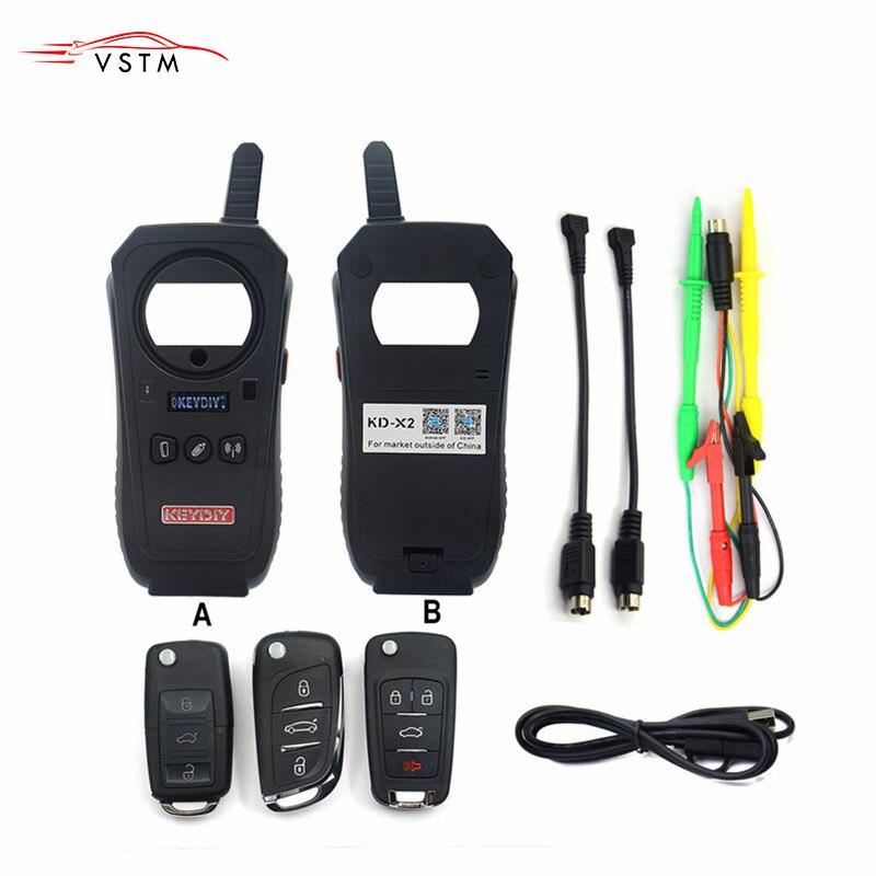 Auto Key Programmers Dutiful Keydiy Kd-x2 Car Key Garage Door Remote Kd X2 Generater/chip Reader/frequency Save 50-70%