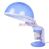 new Portable Face & Hair care Mini Facial HOT Steamer Salon Ozone Table Pro Personal use machine 110V 220V