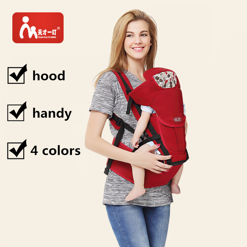 2018 Baby Hipseat Kangaroo  Portabebe Ergonomic Baby Carrier 360 Hip Seat Baby Sling Baby Carrier for Newborn