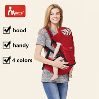 2019 Baby Hipseat Kangaroo Portabebe Ergonomic Baby Carrier 360 Hip Seat Baby Sling Baby Carrier for Newborn