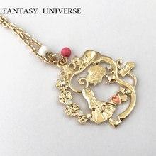 UNIVERSO de FANTASÍA Alice in Wonderland Freeshipping Collar IC09