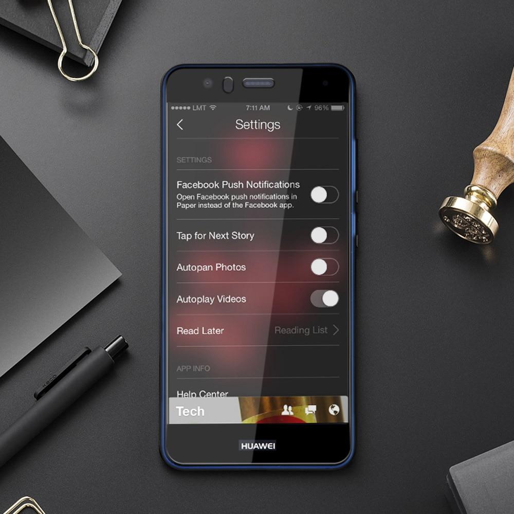 TOMKAS Huawei P10 Lite Tempered Glass Screen Protector 2.5D HD - Ανταλλακτικά και αξεσουάρ κινητών τηλεφώνων - Φωτογραφία 4