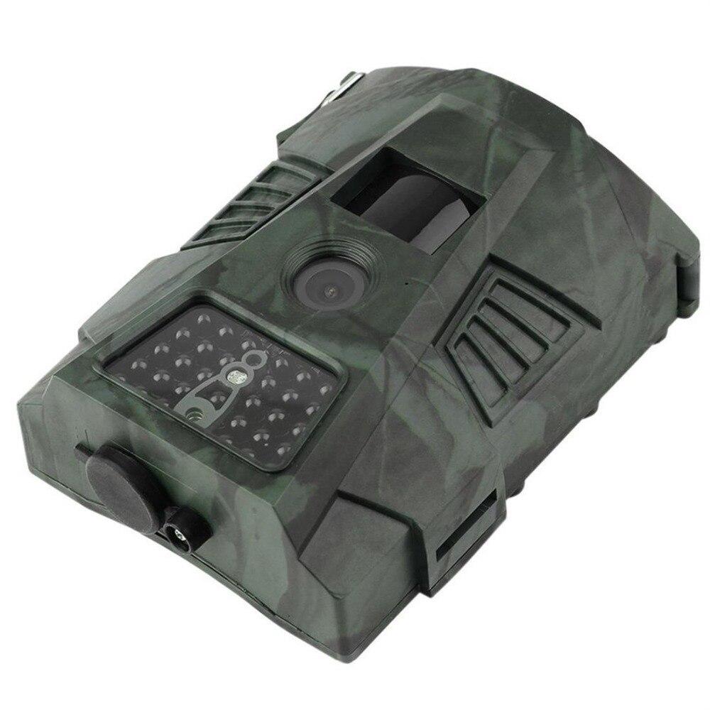 Night Vision 65ft 16MP HD 1920x1080P Video Game Trail Camera Hunters Wildlife Hunting Cam No Glow IR LED PIR Motion Sensor Activ