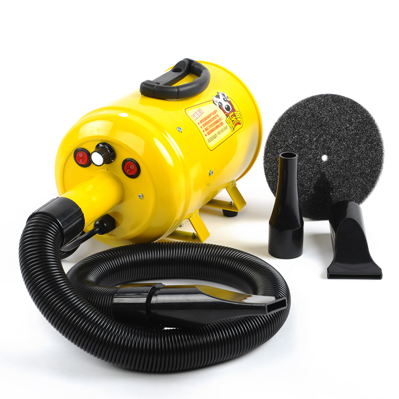 High Powered Blower : New v pet hair dryer dedicated w high