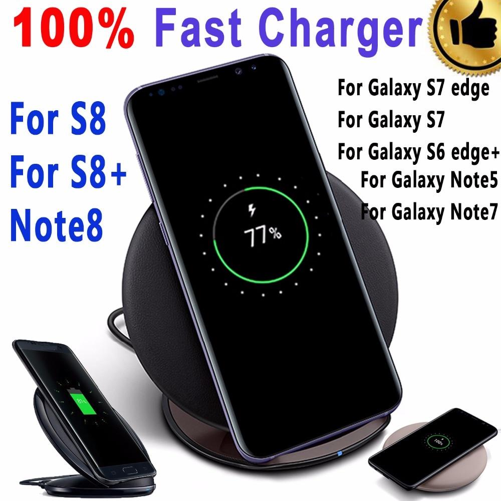 eAmpang Qi Pad de cargador inalámbrico rápido plegable / vertical - Accesorios y repuestos para celulares - foto 1
