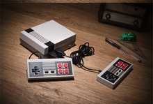 Retro Mini Game Console with Built-in 600 Classic Games for NES – HDMI Output + Dual Gamepad Controls