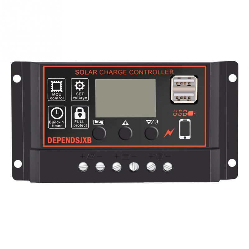 Photovoltaic Solar Controller For DEPENDSJXB Anti-thunder Protection Waterproof LCD Street Light Solar Charge Controller катасонов в лжепророки последних времен дарвинизм и наука как религия isbn 9785901635629