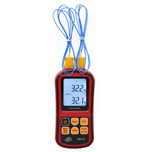Contact thermometer, thermocouple temperature gauge, electronic thermometer
