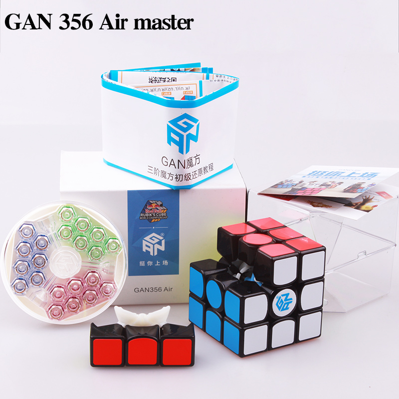 GAN 356S Sticker puzzel magic speed cube professionele gans cubo - Spellen en puzzels - Foto 3