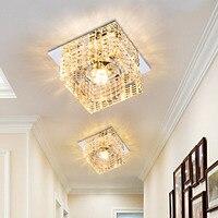 LED corridor lamp ceiling lamp room lights porch lamp crystal lamp hole SD140
