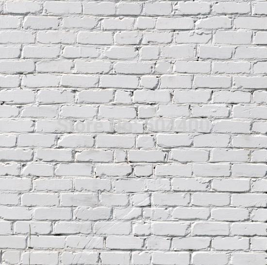 Художественная ткань белый кирпич фон фотографии фон
