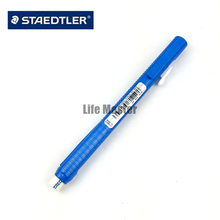 LifeMaster Staedtler Mars Plastic Pencil Lead Rubber Eraser Holder/Refill for Graphite on Paper & Matt Drafting Film 528 50 Art