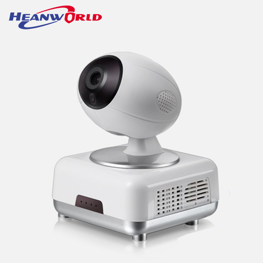 Heanworld Mini HD Smart WiFi Camera IP Wireless Home Security IP Camera WiFi 720P Mobile APP Remote View ip Cam leshp smart home security camera system personal wireless lighting table lamp smart 2mp image sensor wifi mini ip camera