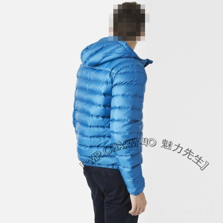 Men Bubble Jacket - Fashion Ideas