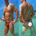 Ремни Даже * 3037 * сексуальные мужчины нижнее белье Т-Обратно Стринги Стринги T брюки Underwear бесплатная доставка