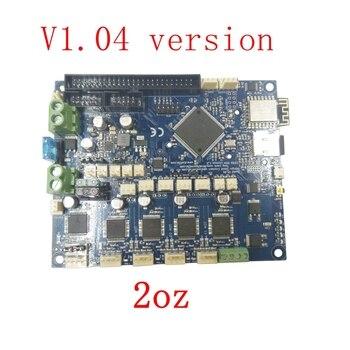 Piezas de impresora 3D clon 5 ''5 pulgadas PanelDue 5i integrado Paneldue  colores controladores de