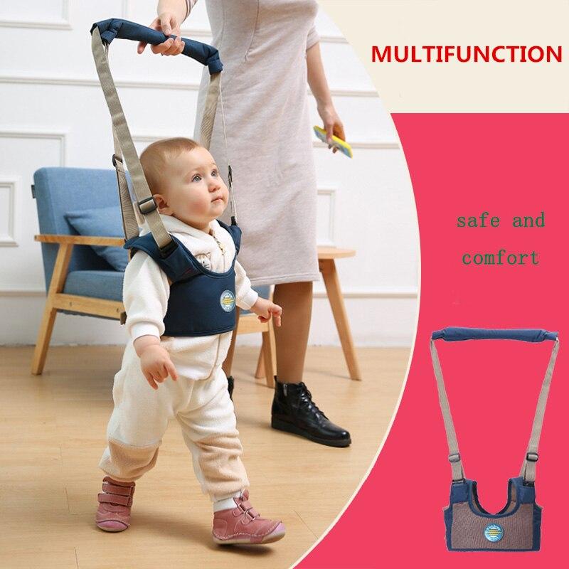 90c533f401512 Harnais bébé pour la marche maille de coton enfants rênes laisse sac à dos  pour enfants