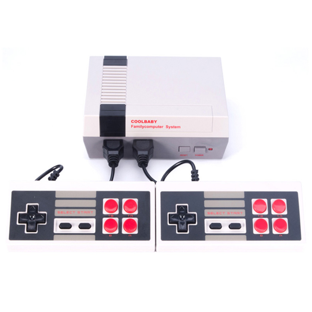 Retro Video Game Console With Classic 600 Games Built-in For 4K PAL NTSC HDMI/AV
