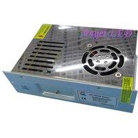 Free shipping 12V 21A 250W Slim Power Supply AC to DC Adapter Switch for LED Strip Light CCTV 110V 220V